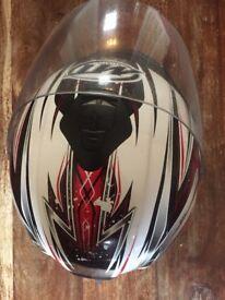 Adults MT Roadster 2 motorbike helmet size M 57-58