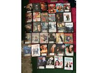A selection of DVD's