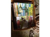 Trout and salmon magazines