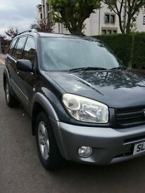 Toyota Rav4, 2005, Petrol, Manual, 2.0L, 79300 miles, Grey, In good condition
