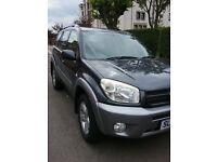 Toyota Rav4, 2005, Petrol, Manual, 2.0L, 79300 miles, Grey, In good condition