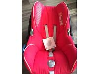 Maxi cosi origami rose car seat limited edition