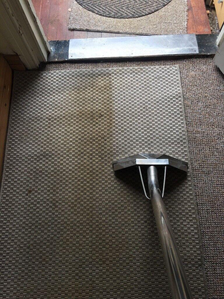 Carpet cleaning 100% Customer satisfaction