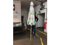 Big Floral Parasol, £30