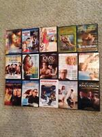Bundle of 27 Assorted DVD Movies