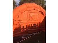 Blow up tent approx 14 x 14'