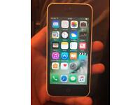 Apple Iphone 5c White 8gb on O2 Network