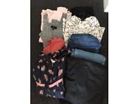 Maternity clothes bundle size 12/14