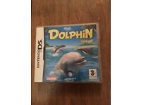 Nintendo DS Dolphin island game