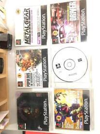 PS1 Demo Discs