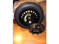 "Never used 16"" Mk3 Ford Focus spare wheel"