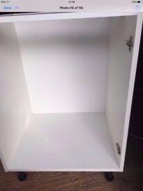 Brand New Kitchen Floor Cupboard (870mm height x 600mm width x 570mm depth)