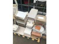 Various floor & wall tiles on pallet. Viewing prior to purchase insisted £1each & 50p