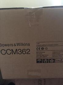 Bowers and Wilkins ceiling speakers