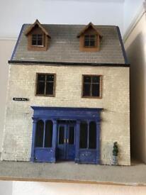 1:12 scale dollshouse shop
