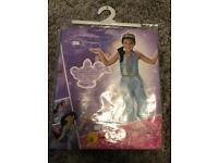 Disney girls DRESS UP Jasmine