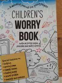 Childrens worry book
