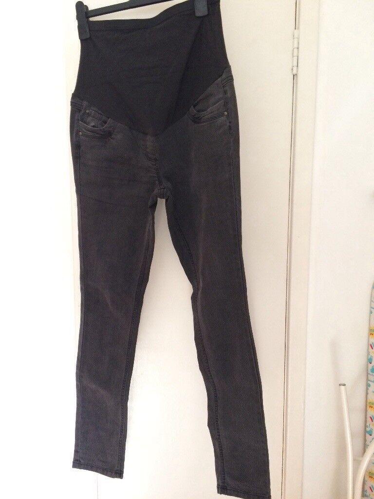Asda George Size 8 Maternity Jeans