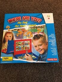 Guess who game, brand new in box (unopened )