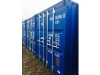 Brand new 20ft Containers for rent,in a secure yard close to commercial road Portsmoth.
