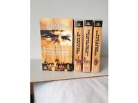 Clint Eastwood Spaghetti Western Collection, 3 x Vhs Video cassettes, Very Good Condition, 2 Unused