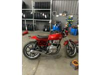 Yamaha xs250 mot tax exempt March this year sale/swap for Vespa add cash for right scooter