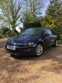 Volkswagen Scirocco 1.4 TSI very good condition, full service history.