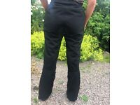 Ladies Motorbike Textile Trouser Size 12