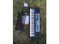Yamaha ypt210 keyboard in very good condition and working order