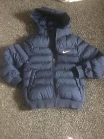 Boys Nike bubble jacket size medium