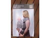 Premium quality material baby wrap/carrier