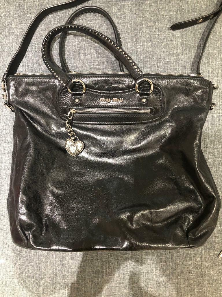 689717319544 Miu Miu crossbody bag