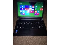 LAPTOP HARDLY USED.... VERY GOOD CONDITION.... WILL BE GONE VERY QUICK
