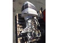 Johnson 150 v6 trim & tilt
