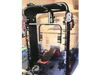 Multi gym - smiths machine