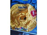 Baby float swim aid