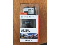 Sony Action Cam FDR X1000VR 4k - Brand New