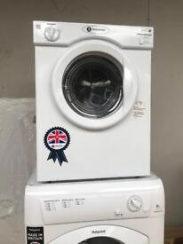 New compact 3.5kg tumble dryer....CURRYS PRICE £139