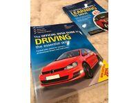 DVSA learn to drive books
