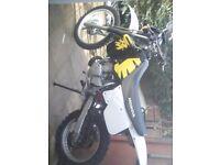 Honda crm 125 rv