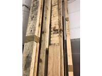 Timber different sizes