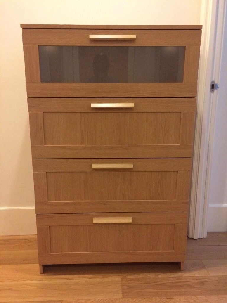 Ikea Brimnes Chest Of Drawers In Wandsworth London