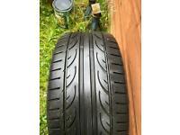 Hankook 235 35 19 car tyre great tread