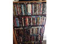 Loads of dvd/blurays films