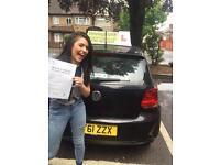 DrivingSURE driving school in North London & East London...