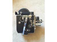 Bolex h16 16mm Cine Camera