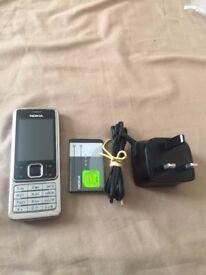 Nokia 6300- Unlocked