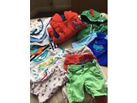 Boys 9 to 12 month clothes bundle