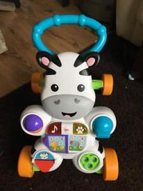 Fisher price walker like new