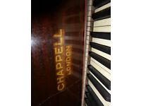 CHAPPELL Baby Grand Piano (requires refurbishment)